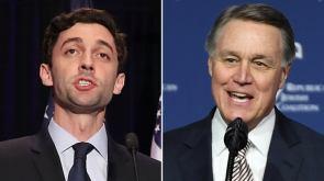 Georgia senator to skip debate after Democratic rival goes viral