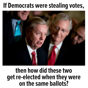 STEALING VOTES