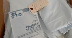 A Native health center asked for COVID-19 medical supplies It got body bags instead