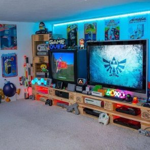 game over room