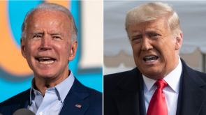 Biden responds to report Trump plans to declare premature victory He's 'not going to steal this election'