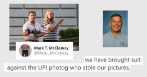 Gun-Toting Couple Sues Photographer Demands Copyright to Viral Photo