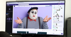 Amidst DMCA Controversy Professional Mime Becomes Top Twitch Streamer