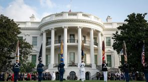 'Non-scalable' fence to go up around White House before election report