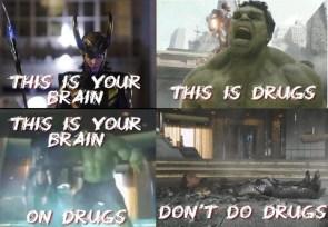 Avengers PSA