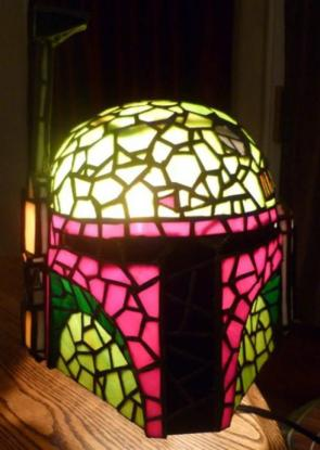 Fett Lamp