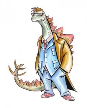 Dino Who