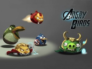 Angry Avengers