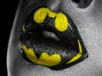 Superhero lips