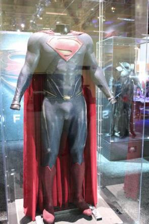 Superman Man of Steel Movie Costume