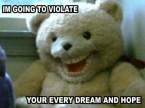 Scare-bear