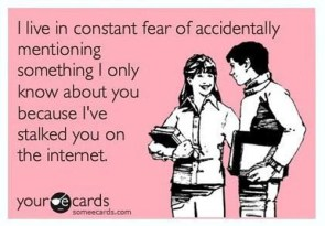 internet stalking problems
