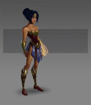 DC Characters (Pixar Edition) kinda….