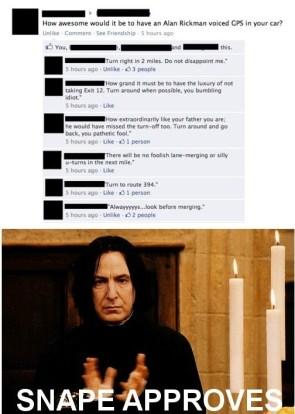 Snape GPS