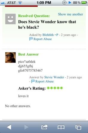 Ask Stevie