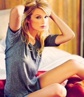Taylor in bed