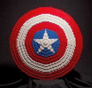 Lego Avengers Props