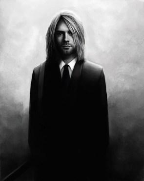 Kurt Cobain Artwork