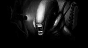 Alien Artwork