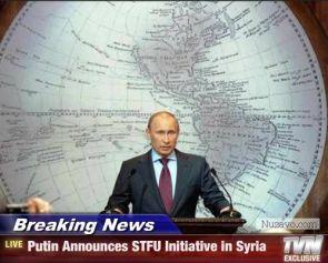 STFU in Syria
