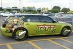 TMNT Car