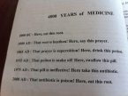 400 years of medicine