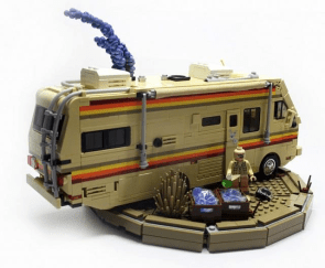 Lego mobile meth lab