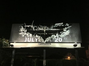 Batman Billboard