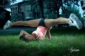 leg split