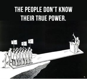 The people have the power