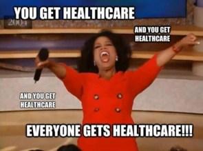 Oprah Healthcare