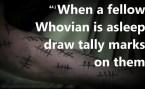 Whovian Prank