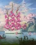 Flower Ship