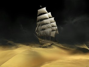 Sailing the High Sands