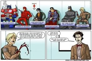 Super Hero ER