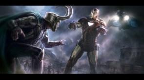Avengers art