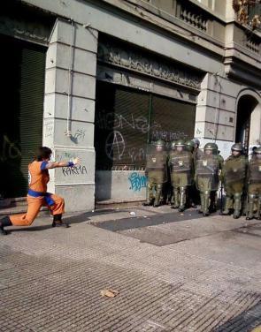 Occupy Dragon Ball
