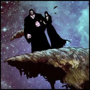 Thanos & Death 1