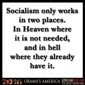 where socialism works