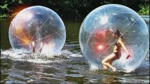 Giant Wet Balls