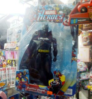 Marvel's Newest Hero