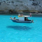 OMG a floating boat