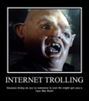 Magnus the internet troll