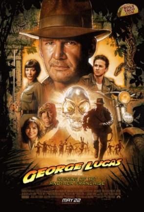 Indiana Jones and the Lucas Curse