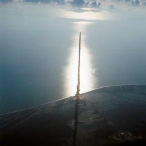missile takeoff