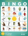 SDCC Bingo