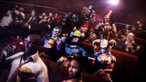 night at the cinema