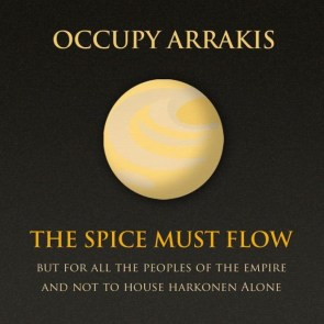 Occupy Arrakis