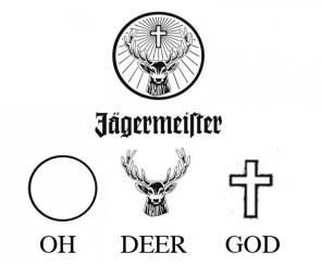 oh deer god