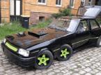 High Performance car